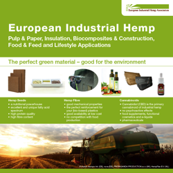 Home - EIHA European Industrial Hemp Association